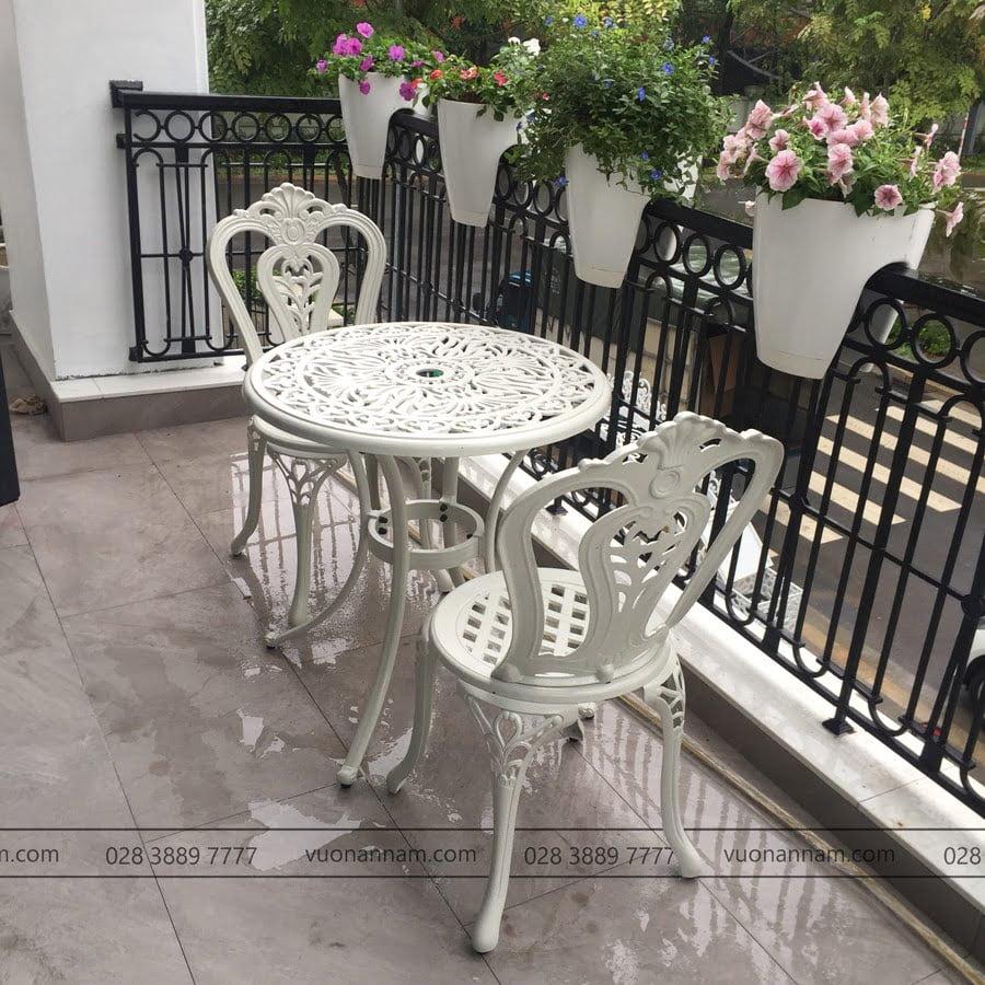 Bộ bàn ghế BG-02 siêu đẹp
